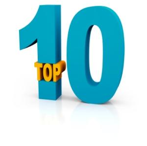 Top 10 winner
