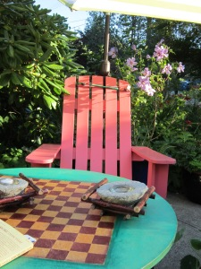 morning in garden 007